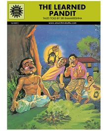 Amar Chitra Katha - The Learned Pandit