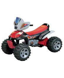 Marktech - ATV Hauler Bike Fancy Red