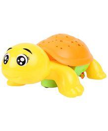 Kumar Toys Starry Sky Tortoise - Yellow And Orange