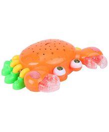 Kumar Toys Flash Electric Crab - Orange