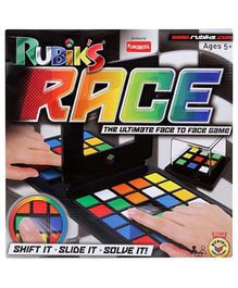 Funskool Rubik Race - Multi Color