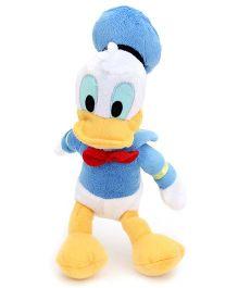 Disney Soft Toy Donald Flopsie New - Blue