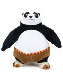 Kung Fu Panda Black And White - 10 inches