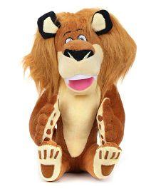 Madagascar Alex Soft Toy - Height 27 cm