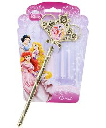 Disney Princess Wand - Golden