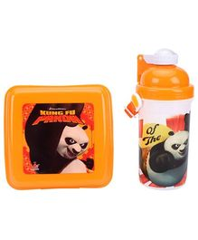 Kung Fu Panda Combo Set - Orange