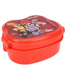 Angry Bird Lunch Box - Red