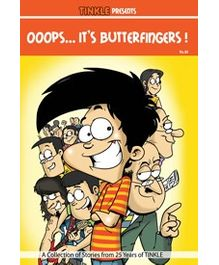 Tinkle - Oops Its Butterfingers!