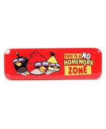 Angry Birds Classic Pencil Box - Red