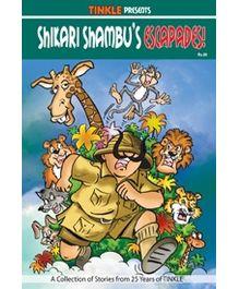 Tinkle - Shikari Shambu's Escapades