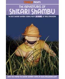 Tinkle - The Adventures Of Shikari Shambu