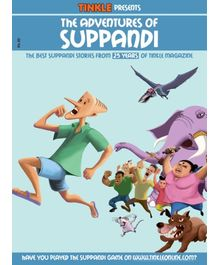 Tinkle - The Adventures Of Suppandi