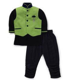 Active Kids Wear Three Piece Ethnic Wear Set