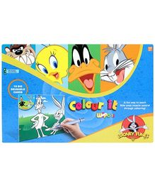 Toysbox Colour It And Wipe It - Looney Toons