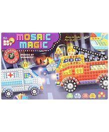 Toysbox Mosaic Magic Rescue Team