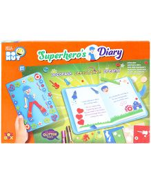 Toysbox Superheros Diary