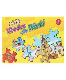 Yash Toys Jigsaw Puzzle Wonders Of The World - 120 pieces