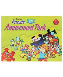 Yash Toys Jigsaw Puzzle Amusement Park - 120 pieces