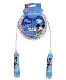 Disney Jumping Rope Mickey Printed - Blue