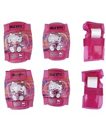 Hello Kitty Skate Protection Set - Pink