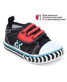 Kittens Casual Sneakers - Black