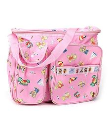 Duck Mother Bag Pink - Cap Print