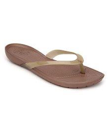 Crocs Maternity Wear Flip-Flops - Slip On