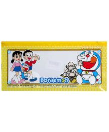Doraemon Pouch - Yellow