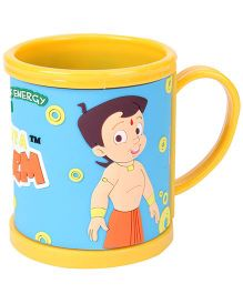 Chhota Bheem Mug - Yellow And Blue