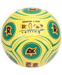 Chhota Bheem Football - Yellow
