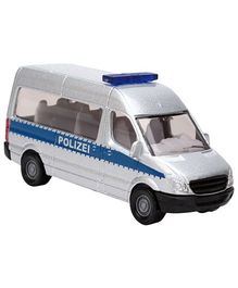 Siku Funskool Police Van - Silver And Blue