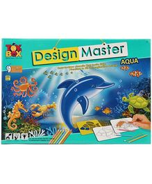 Toysbox Design Master - Aqua
