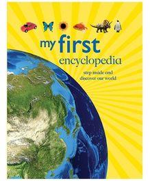 Parragon Book My First Encyclopedia - English