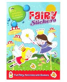 Parragon Fairy 1 Activities And Sticker Book - English