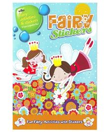 Parragon Fairy 2 Activities And Sticker Book - English