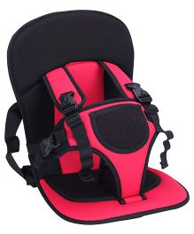 Fab N Funky Multifunction Car Cushion Baby Carrier - Red