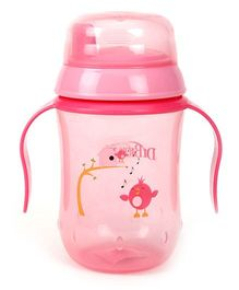 Dr Browns Hard Spout Cup Pink - 270 ml