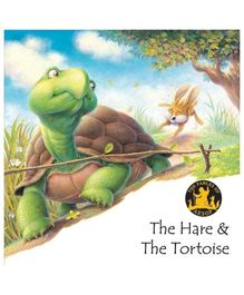 Macaw The Hare and the Tortoise Book - English