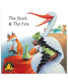 Macaw The Stork and the Fox Book - English