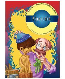 Macaw Pinocchio - English