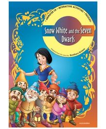 Macaw Snow White And Seven Dwarfs - English