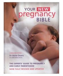 Carroll And Brown Publishers Your New Pregnancy Bible - English