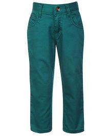 Gini & Jony Fixed Waist Jeans - Green