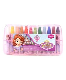 Sofia the First Color Pastel - 12 Pieces