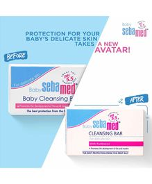 Sebamed - Baby Cleansing Bar