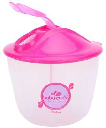 Baby Coo's Portion Pourer Pink - 200 gm