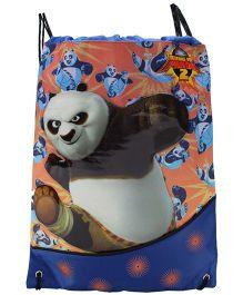 Kung Fu Panda Drawstring Bag