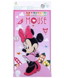 Minnie Mouse 3D Wall Sticker - Big