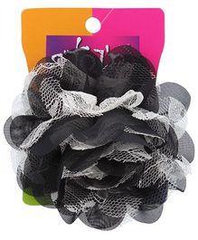 Stol'n Hair Clip Floral Style - Black