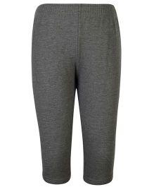 Cucu Fun Full Length Track Pant - Dark Grey
